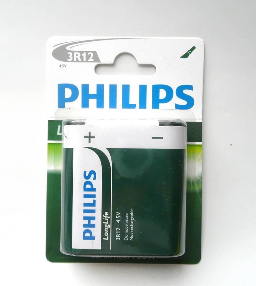 flachbatterie 4 5v phlips ab 10st 1101a ms werklehrmittel. Black Bedroom Furniture Sets. Home Design Ideas