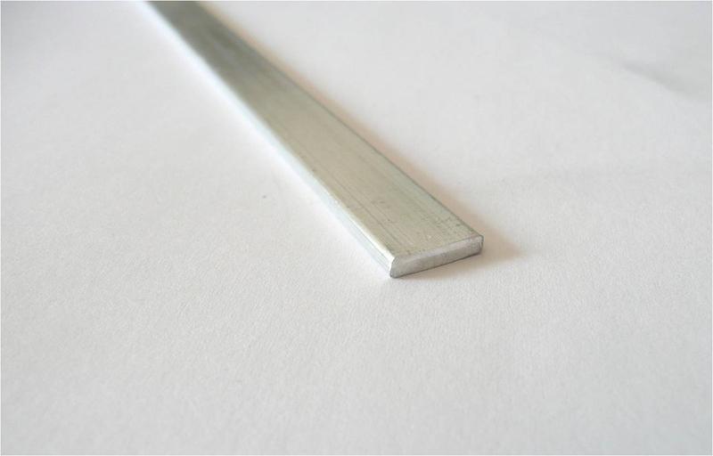 aluminium flachband 500 mm x 10 mm x 2 mm stark 2544 ms werklehrmittel. Black Bedroom Furniture Sets. Home Design Ideas